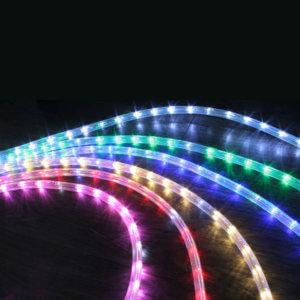 RODE, fabricant français d'illuminations utilise des cordons lumineux haute luminosité de qualité professionnelle