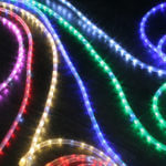 Guirlandes lumineuses : cordons lumineux de RODE Illuminations, les différentes couleurs disponibles