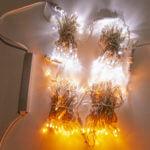 Guirlandes lumineuses LED pour villes