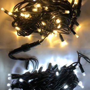 RODE, fabricant français d'illuminations utilise des guirlandes LED prolongeables de qualité professionnelle